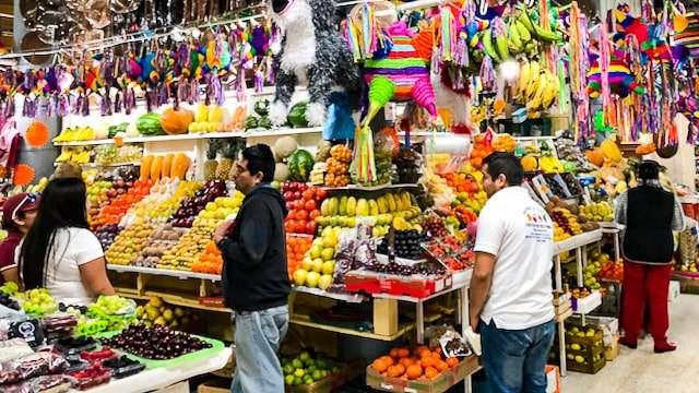 Mercado de Benito City Market