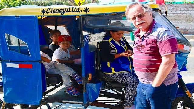 Moto Taxi in Cieneguilla