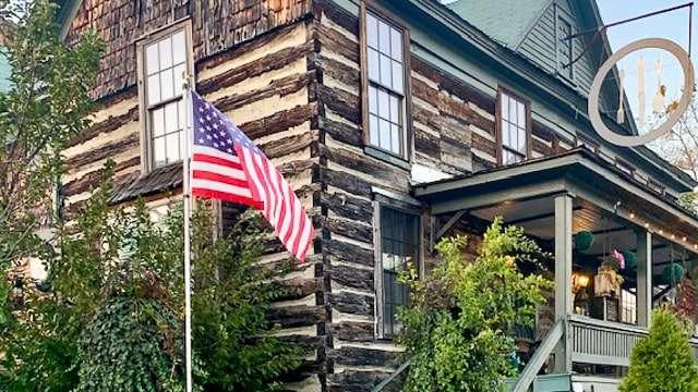 1776 Log Cabin Restaurant
