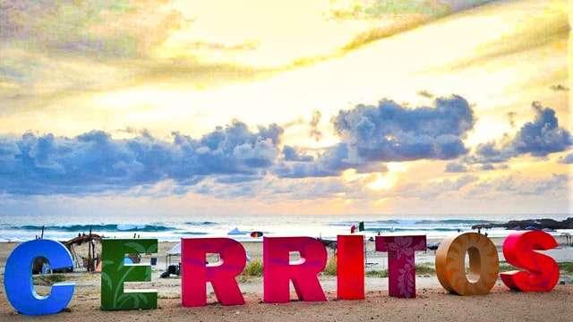 Playa Los Cerritos Beach