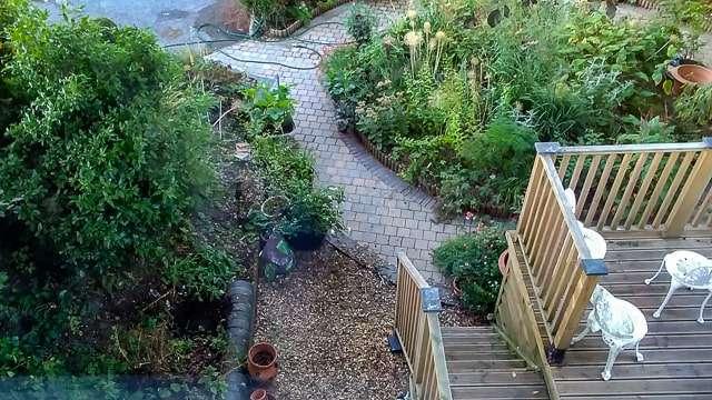 Bank House Herb Garden