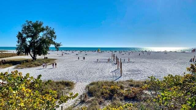Siesta Key Beach Volley Ball