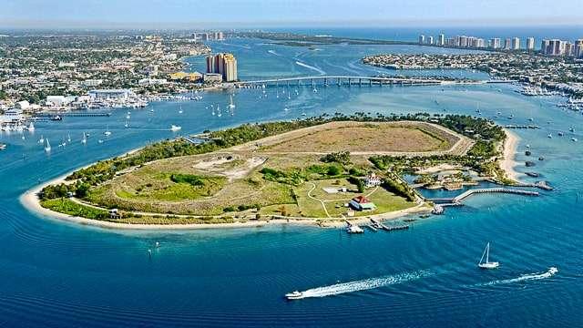 Peanut Island, Florida