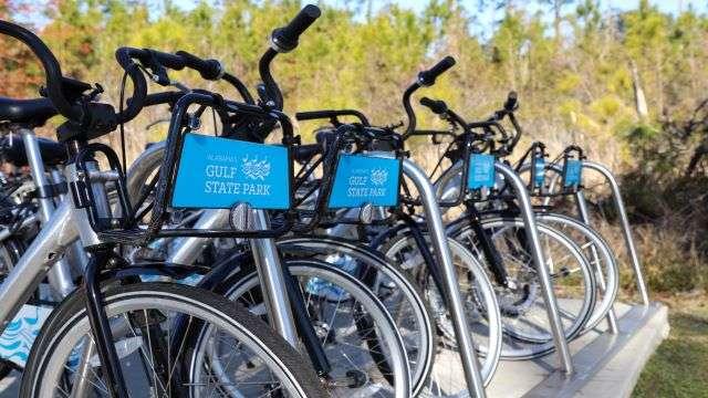 Bike Share Gulf State Park