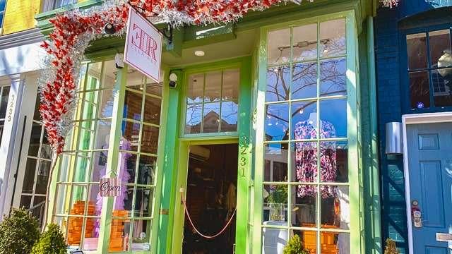 Ella-Rue Shop - Georgetown DC