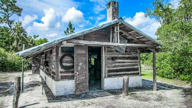 Trapper Nelson Cabin