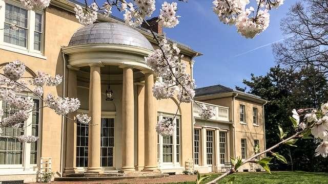 Tudor Place Historic House & Garden