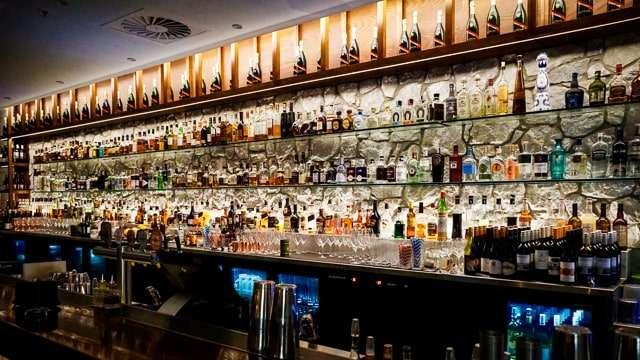 Miss Moneypenny's Bar