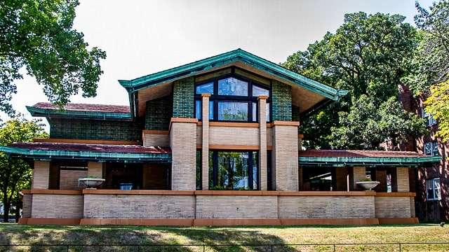 Dana-Thomas House - Springfield, IL