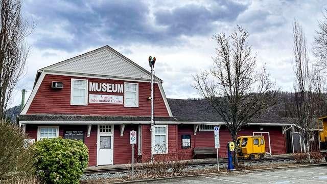 Agassiz Museum - Harrison Hot Springs