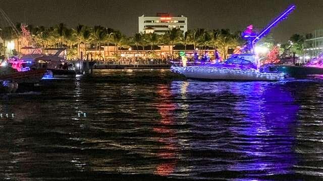 Boat Parade, Hobe Sound, FL