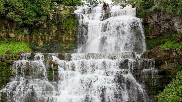 Chittenango Falls, Madison County, NY