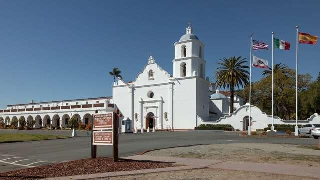 Mission San Luis Rey - Oceanside, CA
