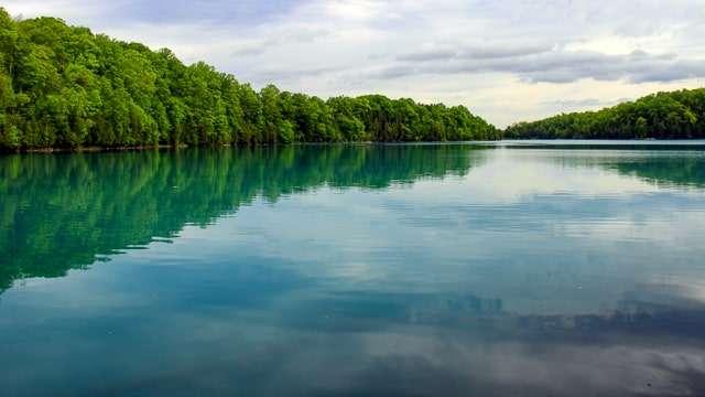 Green Lakes Park, Madison County NY