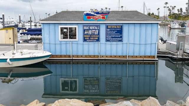 Oceanside U-Drive Boat Rentals