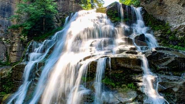 Delphi Falls, Madison County, NY