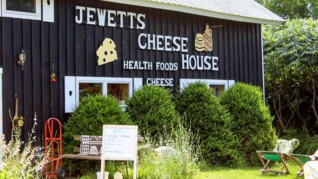 Jewetts Cheese House, Madison County, NY