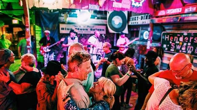 Blue Moon Saloon - Lafayette, LA