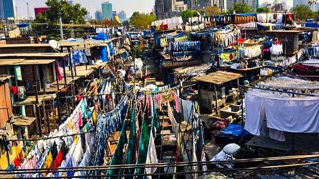 Dhobi Ghat – Mumbai Open Air Laundry