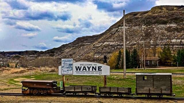 Ghost Town of Wayne