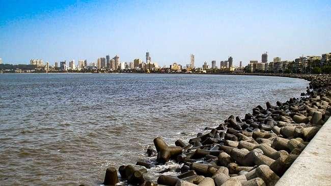 Marine Drive - Mumbai
