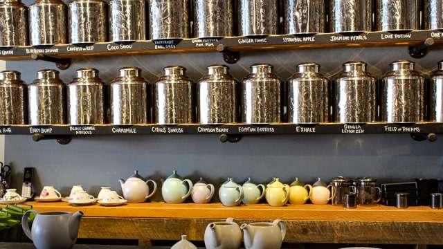 Saratoga Tea & Honey