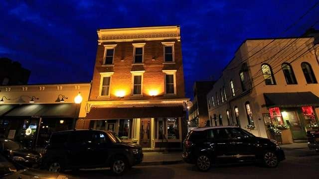 Phila Street - Saratoga Springs, NY