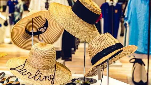 Amalfi Coast Shopping