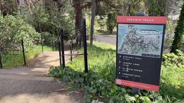 Presidio Trails