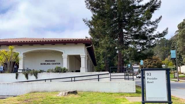 Presidio San Francisco Bowling Center and Grill