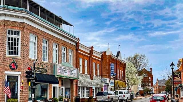 Avalon Theater, Easton MD