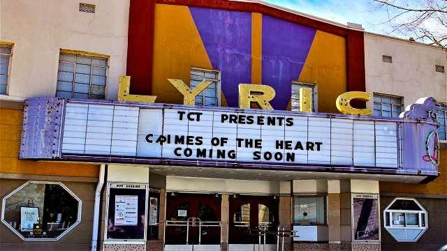 Lyric Theater - Tupelo MS