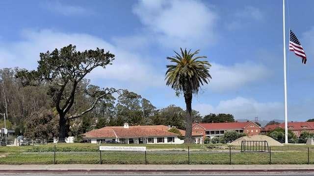 El Presidio de San Francisco at Pershing Square