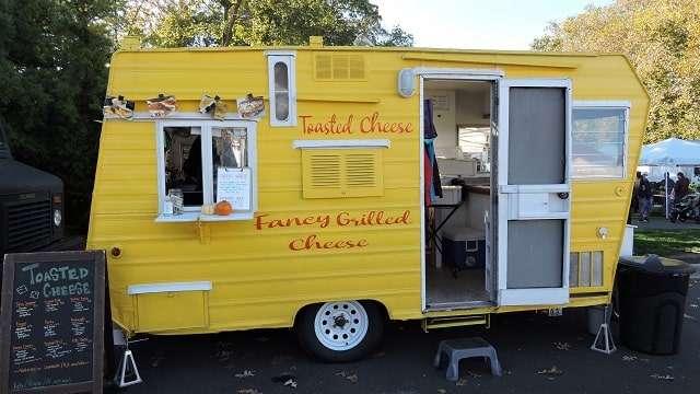 Food Trucks - Oregon