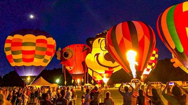 Balloon Festival Easton MD