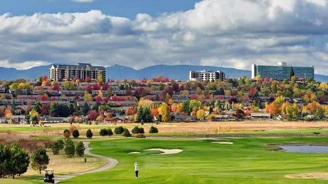 Go Golfing in Oregon