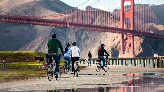 Golden Gate Presidio San Francisco