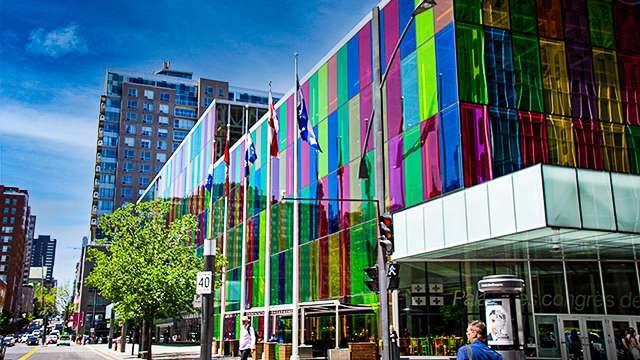 Palais de Congres Convention Center