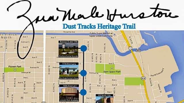 The Dust Tracks Heritage Trail