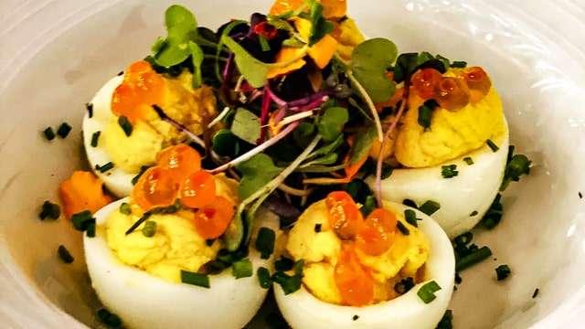 Deviled eggs - Pickled - Fort Pierce, FL