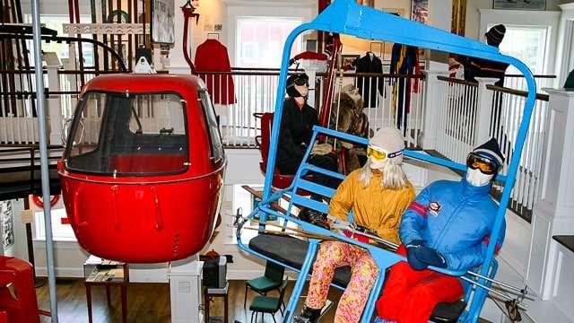Stowe Ski & Snowboard Museum
