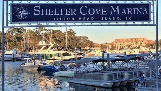 Shelter Cove Marina - Hilton Head Island