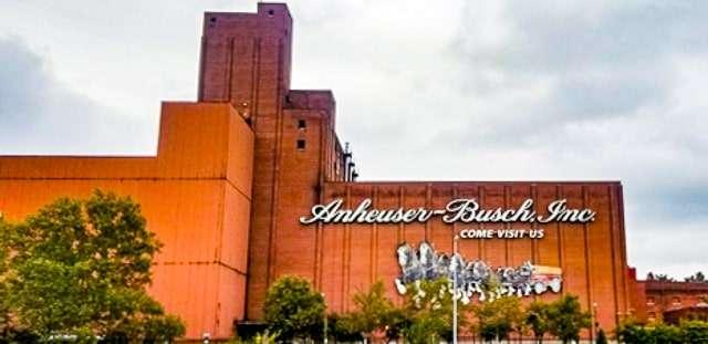 Amheuser-Busch Brewery St Louis