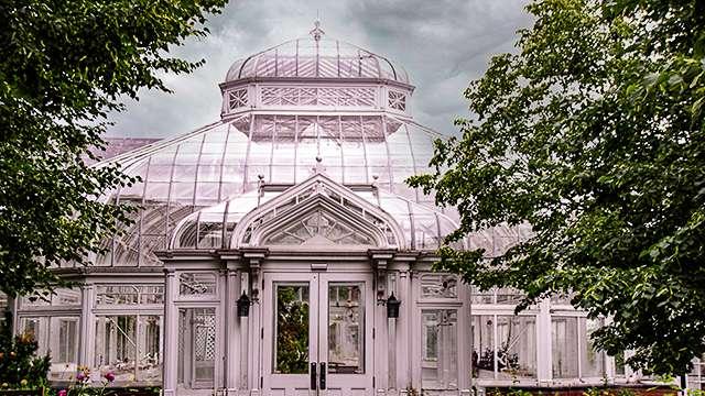 Westmount Botanical Garden, Montreal