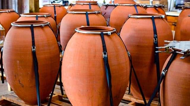 Beckam Estate Vineyards Amphorae