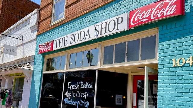 The Soda Shop Davidson NC