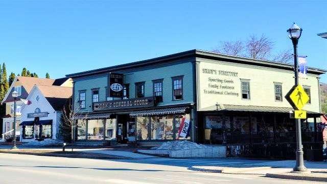 Shaws General Store
