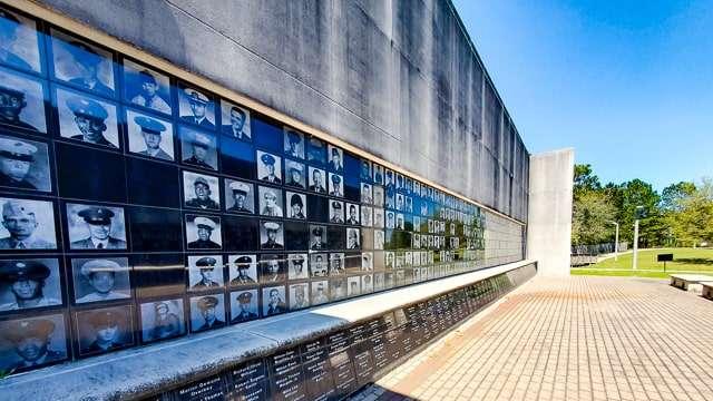 Mississippi Vietnam Veterans' Memorial-Ocean Springs MS