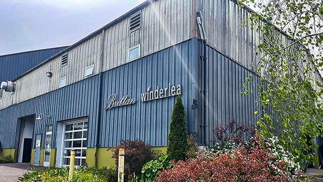 Brittan-Winderlea Tasting Room