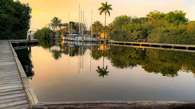 Manatee Pocket Boardwalk - Port Salerno